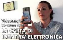Tutorial su Carta Identità Elettronica